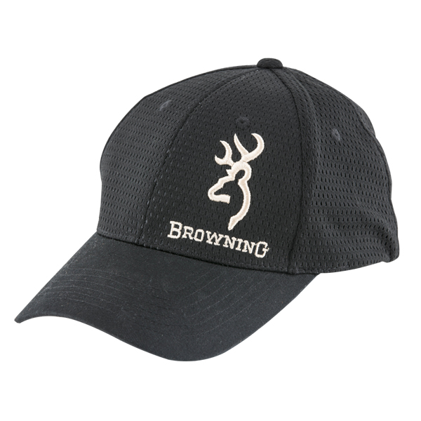 Image of Browning Cap Phoenix Black ONE SIZE