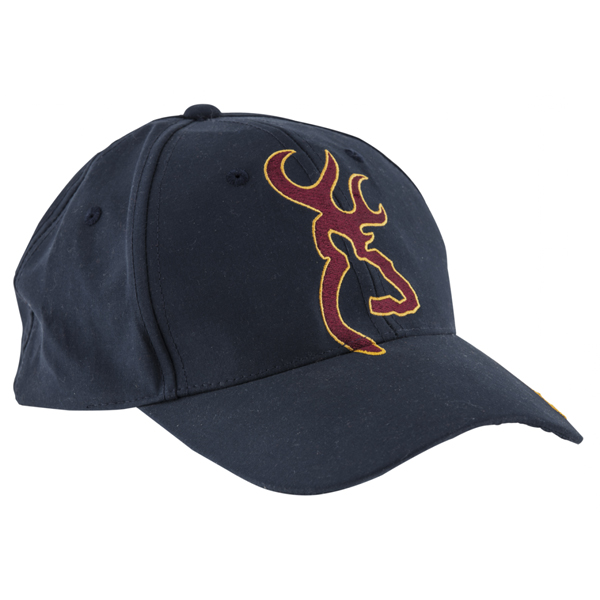Image of Browning Cap Snapshot Blue ONE SIZE