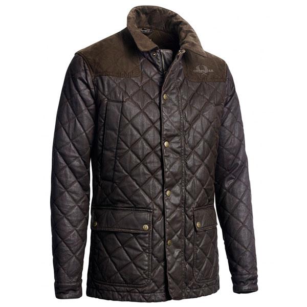 Image of   Chevalier Moorland Quilt Coat Brown 3XL