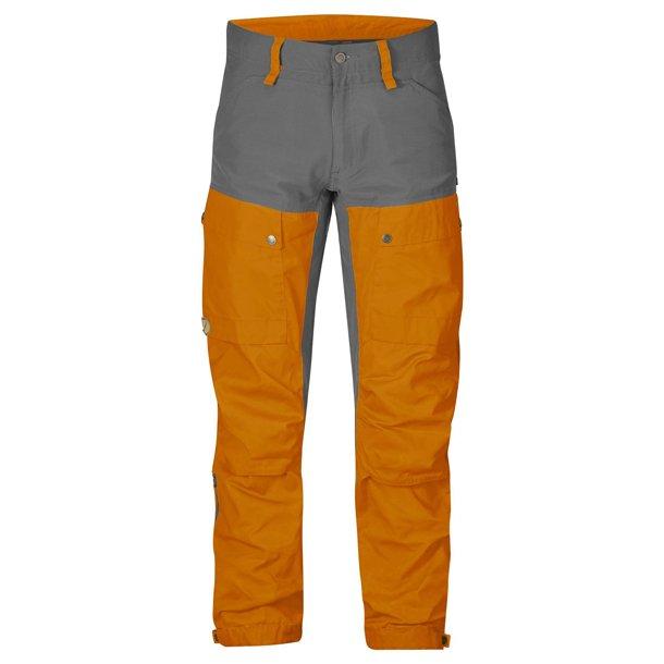 Fjällräven Keb Trousers Seashell Orange/Grey