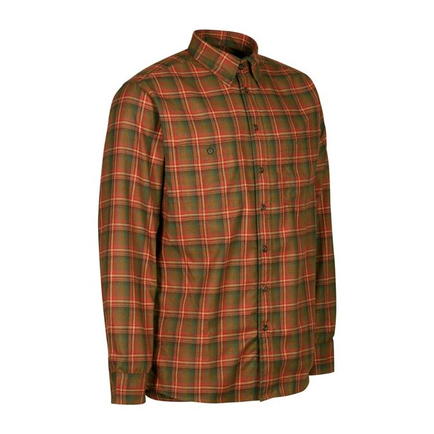 Deerhunter Marcos Skjorte Red Check