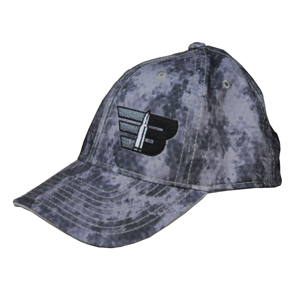 Image of Barnes hat grå camo One size