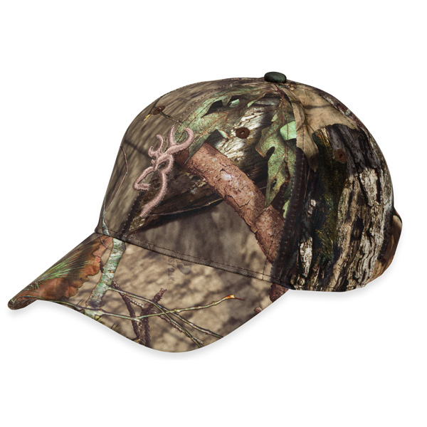 Image of Browning Camo Cap Real Tree Forår