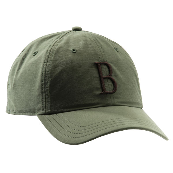 Image of Beretta Big B Cap Green ONE SIZE