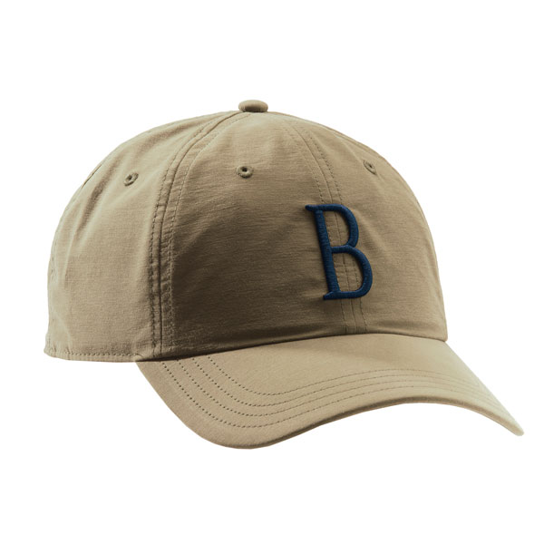 Image of Beretta Big B Cap Tan & Blue Total Ecl ONE SIZE