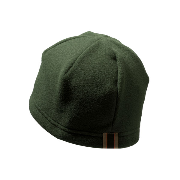 Image of Beretta Fleece Beanie Hue Green L