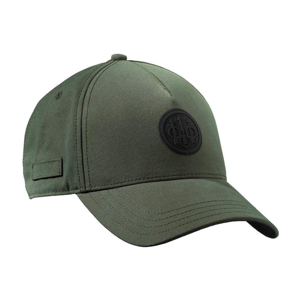 Image of Beretta Cap m/Gummilogo Green ONE SIZE