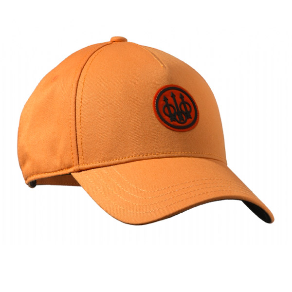 Image of Beretta Patch Cap Orange ONE SIZE