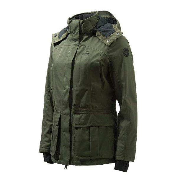 Beretta Extrelle Heatdry GTX W Jacket Green