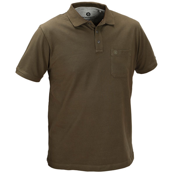 Nordhunt Beta Polo Shirt Green L thumbnail