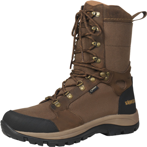 "Image of   Härkila Woodsman GTX 10"" Støvle Brown 42"