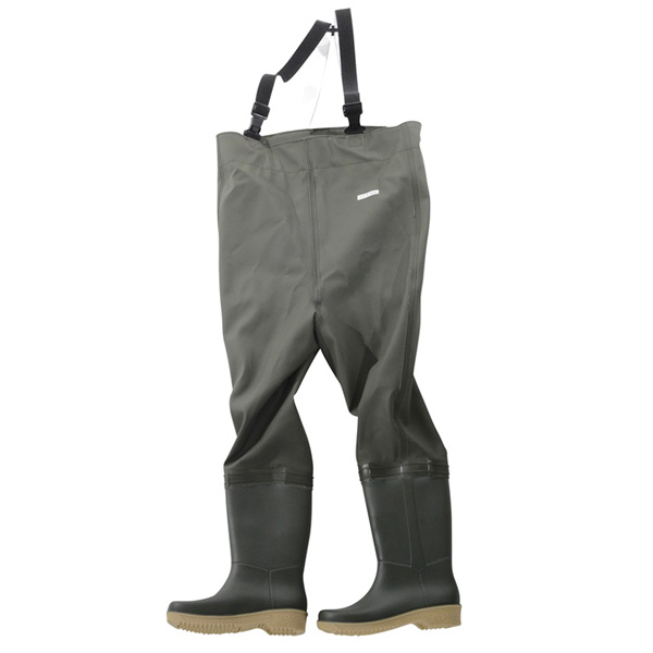 Ocean Junior Waders Mørk Oliven 38 thumbnail