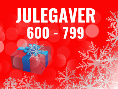Julegaver 600-799