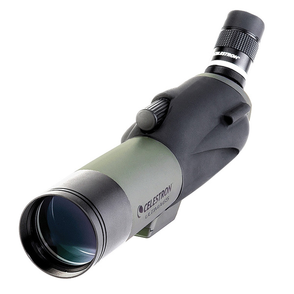 Image of   Celestron Ultima 18-55x65mm Spotting Scope (52248)