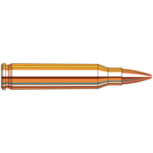Hornady Frontier .223Rem 68gr BTHP Match 20 stk Riffelpatron