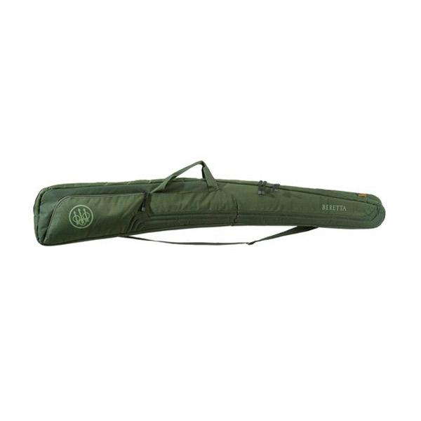 Beretta B-Wild Dobbel Geværfoderal 140cm Light & Dark Green thumbnail