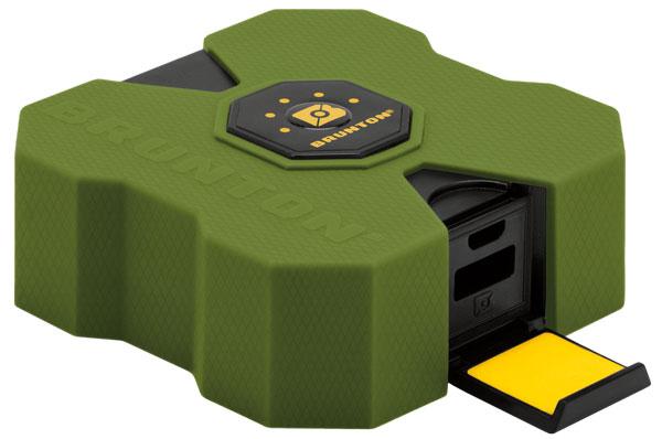 Brunton Revolt 4000 Outdoor Green Waterproof Batterypack thumbnail