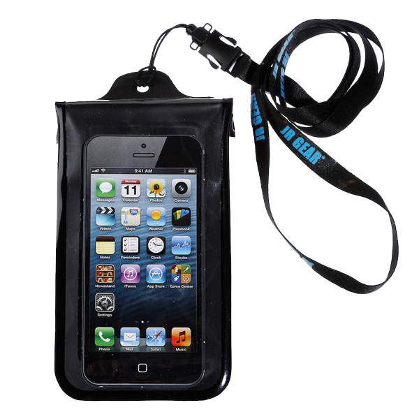 Image of JR Gear Mobile Pouch Black