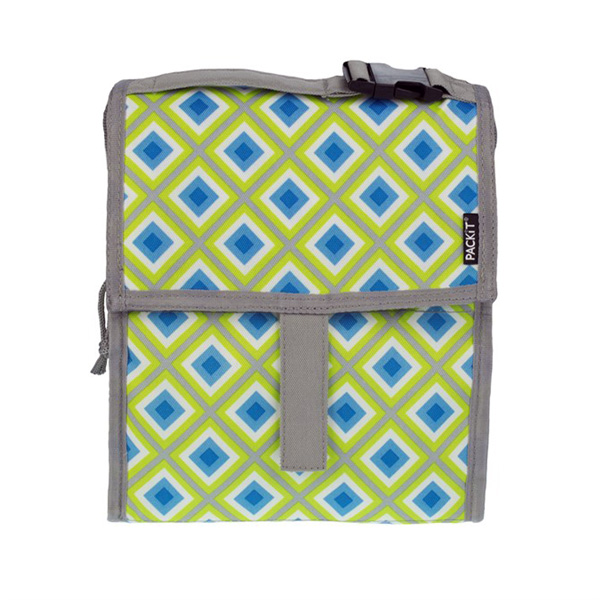 Image of Packit Freezable Lunch Bag - Geometric 4,4L