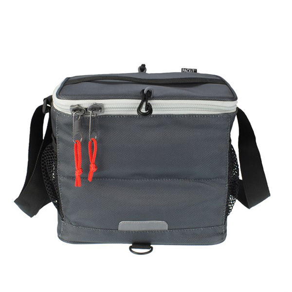 Packit Freezable 9-Can Cooler - Charcoal 6L thumbnail