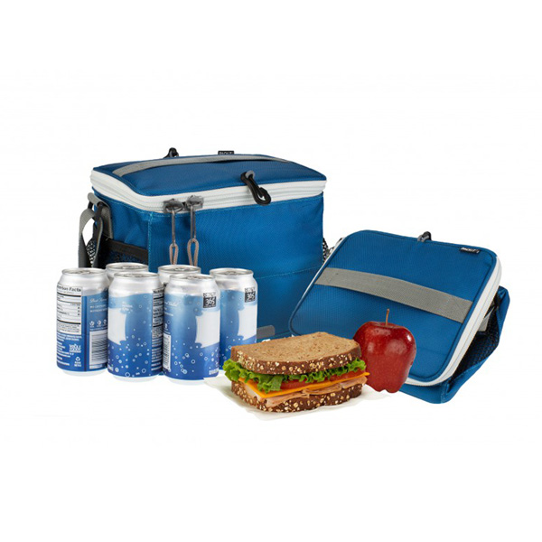 Image of Packit Freezable 9-Can Cooler - Marine 6L