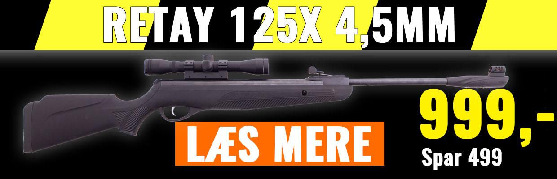 Retay 125x 4,5mm