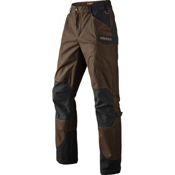 Härkila Gevar Trousers Hunting Green/Black