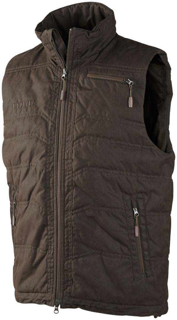 Härkila Mountain Trek Vest Shadow Brown 48 thumbnail
