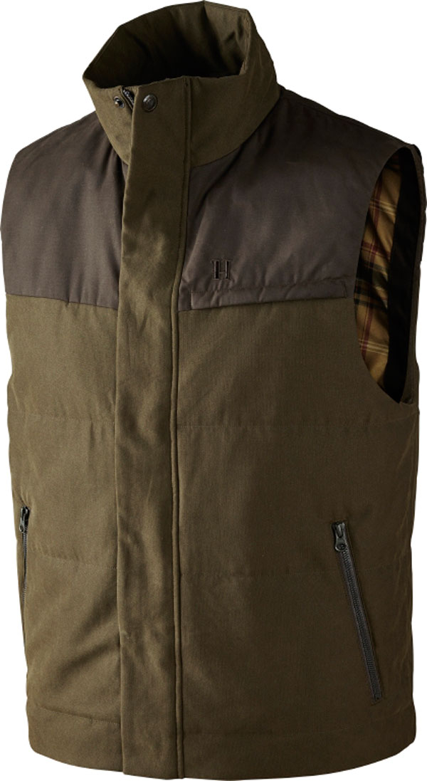 Image of   Härkila Alsin Vest Elm green L