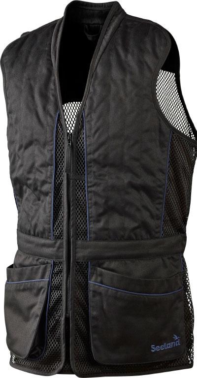 Seeland Skeet Vest Black S thumbnail