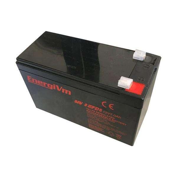 Image of   12V 7AH Batteri Genopladeligt Til Foderautomat