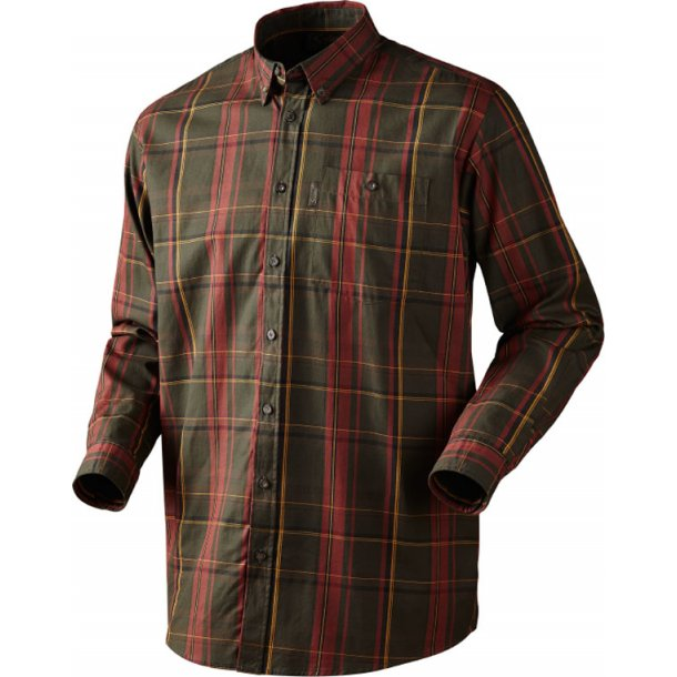 Seeland Hammond Skjorte Pine Check
