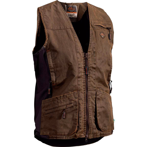 Swedteam Wolverine Vest W Brown XS thumbnail