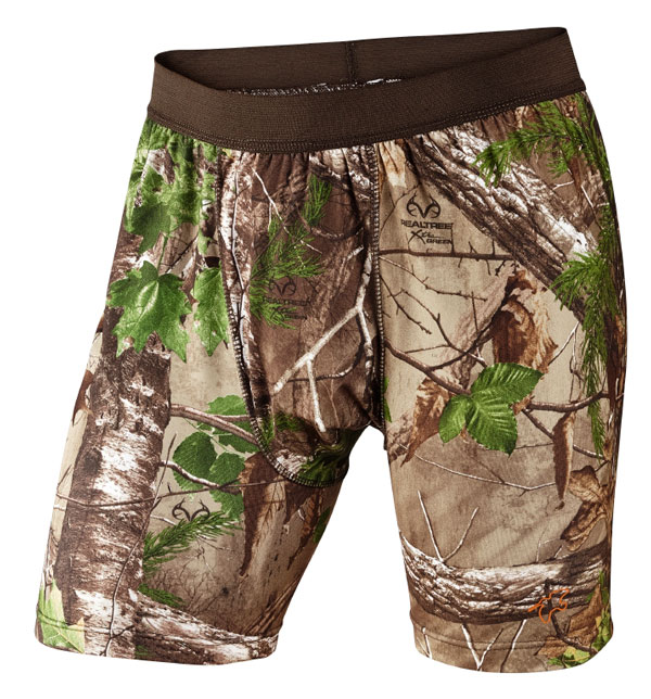 Seeland Lizard Boxer Shorts Realtree Xtra Green 3XL thumbnail