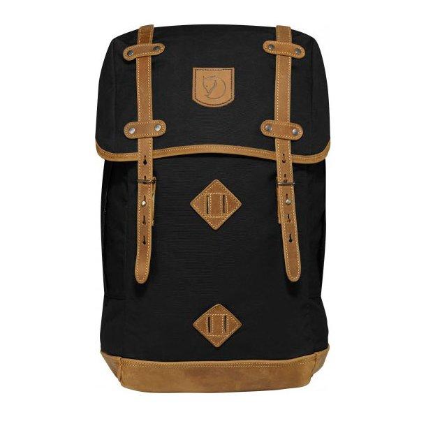 fj llr ven rucksack no 21 large black rygs kke www. Black Bedroom Furniture Sets. Home Design Ideas