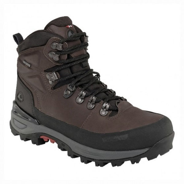 Viking Gaupe Leather GTX Dark Brown/Black 45 thumbnail