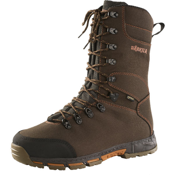 "Image of   Härkila Light GTX 10"" Støvle Dark Brown 47/14"