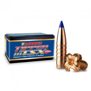 Barnes TTSX 9.3mm 250gr BT (30475) 50stk - Projektiler ...