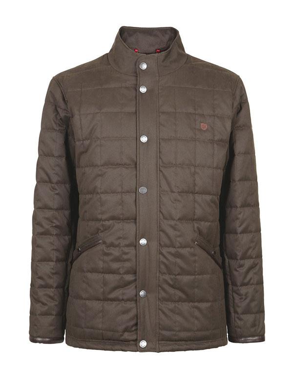 Image of   Dubarry Beckett Jacket Verdigris 3XL