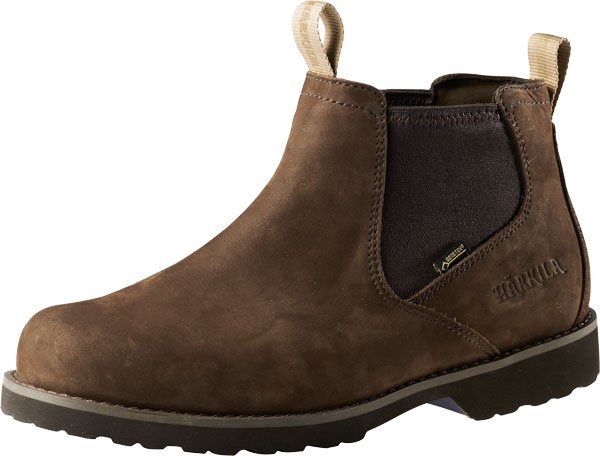 "Image of   Härkila Sporting Chelsea III Lady GTX 7"" Støvle - Dark Brown 37/4"