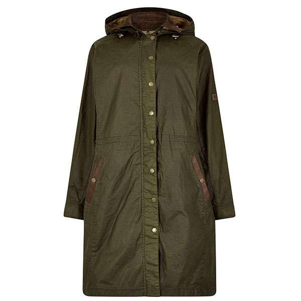 Image of   Dubarry Ballyvaughan Women's Jacket Pine 36