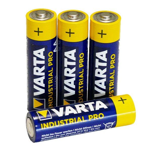 Varta Industrial PRO AA batteri 4-pak