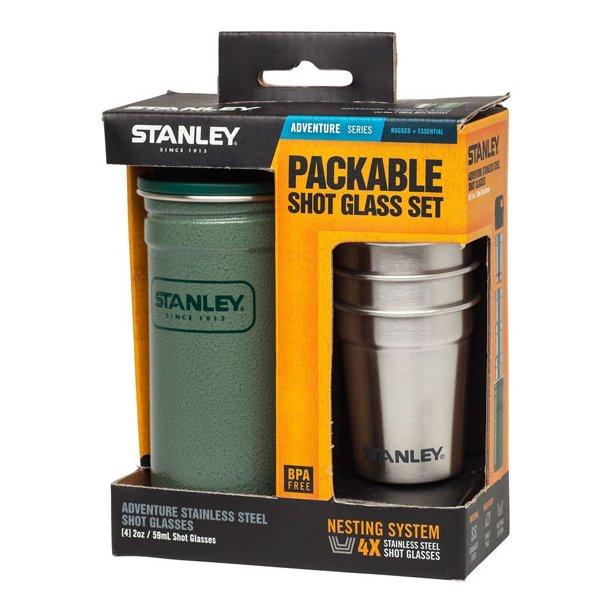 Stanley ADV Shot Glass Sæt Grøn