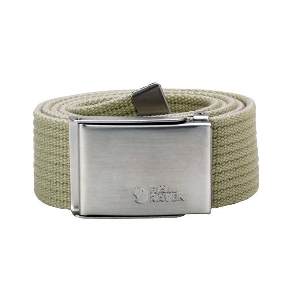 Fjällräven Canvas Belt Light Khaki ONE SIZE thumbnail