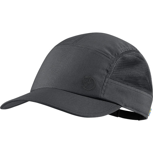 Image of   Fjällräven Abisko Maesh Cap Super Grey ONE SIZE