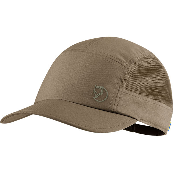 Image of   Fjällräven Abisko Maesh Cap Light Olive ONE SIZE