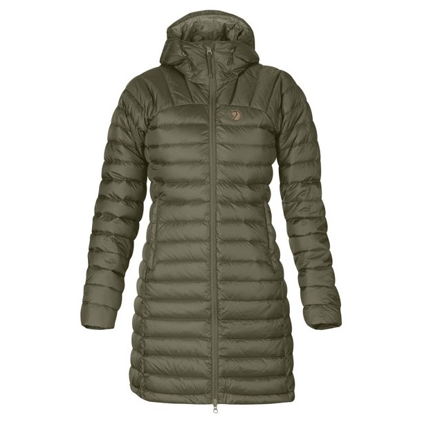 Fjällräven Snow Flake Parka W Laurel Green