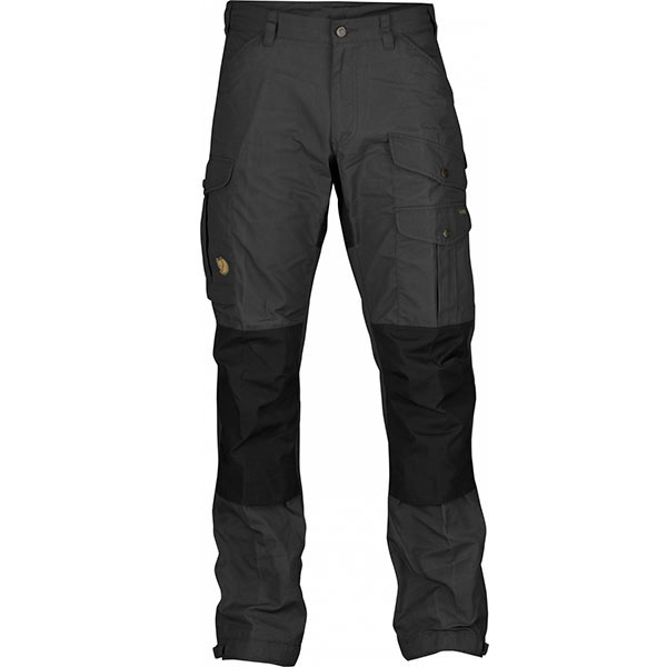 Fjällräven Vidda Pro Trousers M Long Dark Grey/Black 54 thumbnail