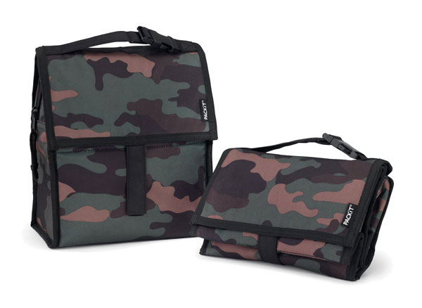 Packit Freezable Lunch Bag - Camo 4,4L thumbnail