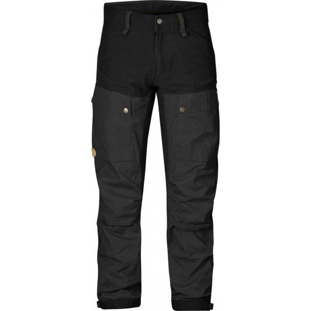 Fjällräven Keb Trousers Black